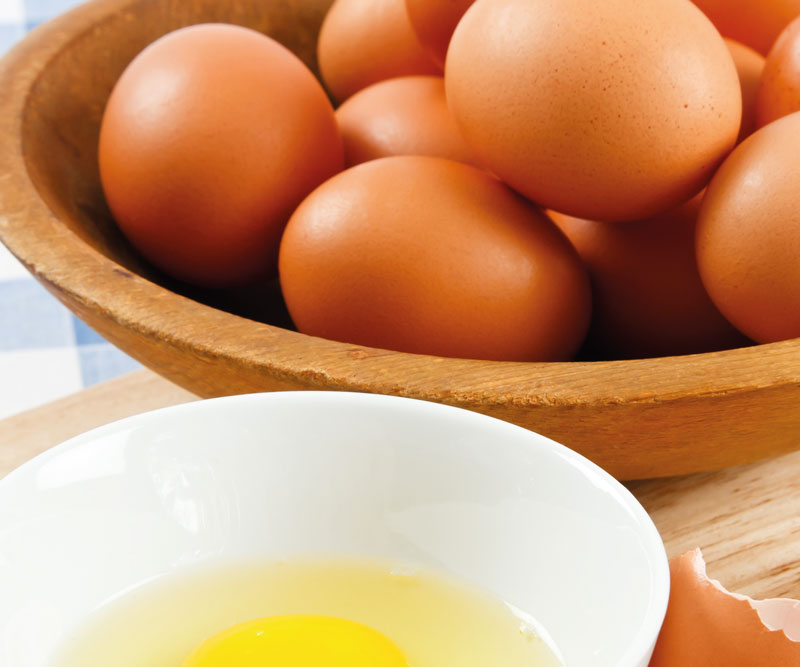 Five best ways to cook your eggs